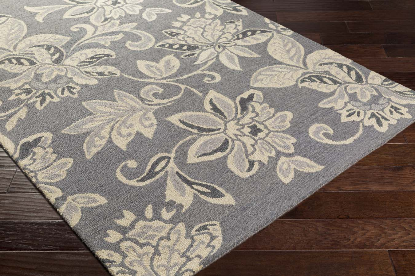 Artistic Weavers RHODES RDS-2317 Elsie Grey/Off-White Rug
