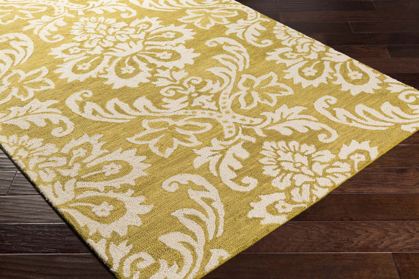 Artistic Weavers RHODES RDS-2321 Luna Gold/Off-White Rug