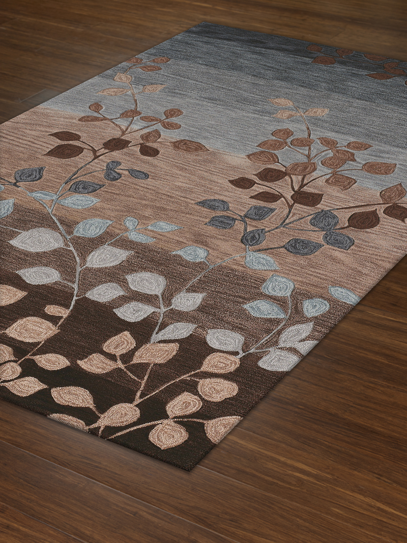 Sd1 Mocha Studio Rug By Dalyn