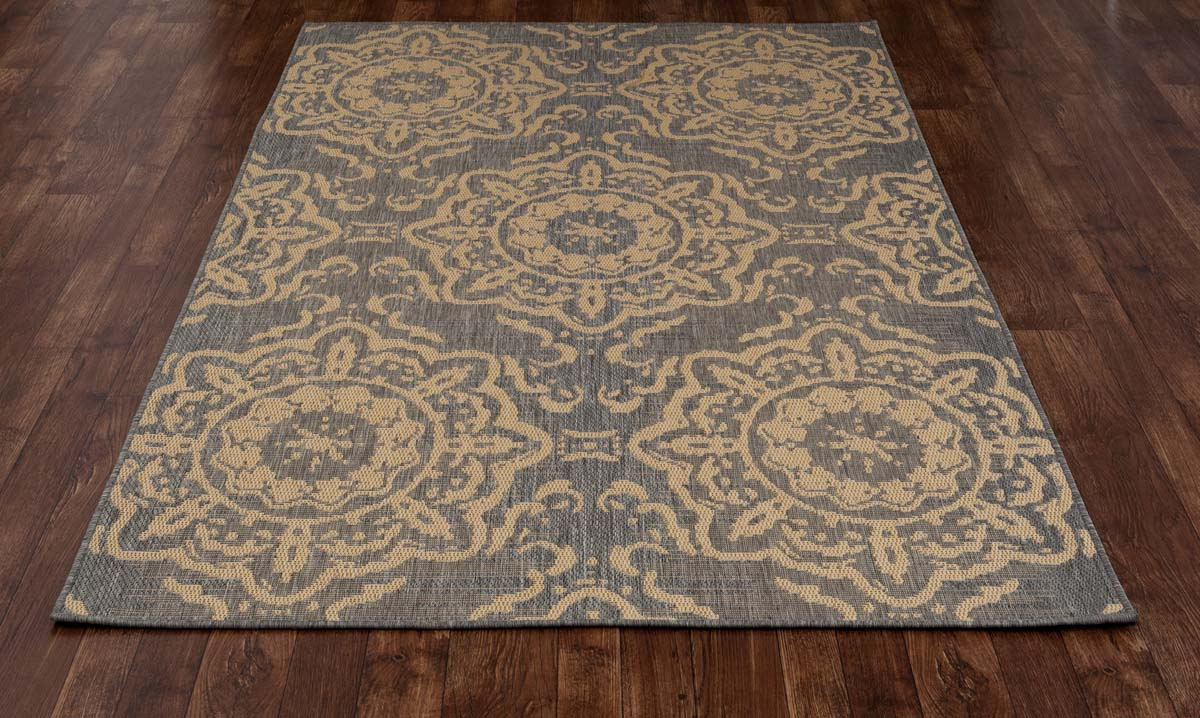 All Seasons Refreshing Grey Rug