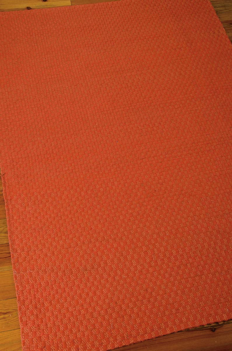Nourison Sojourn SOJ01 Orange Rug
