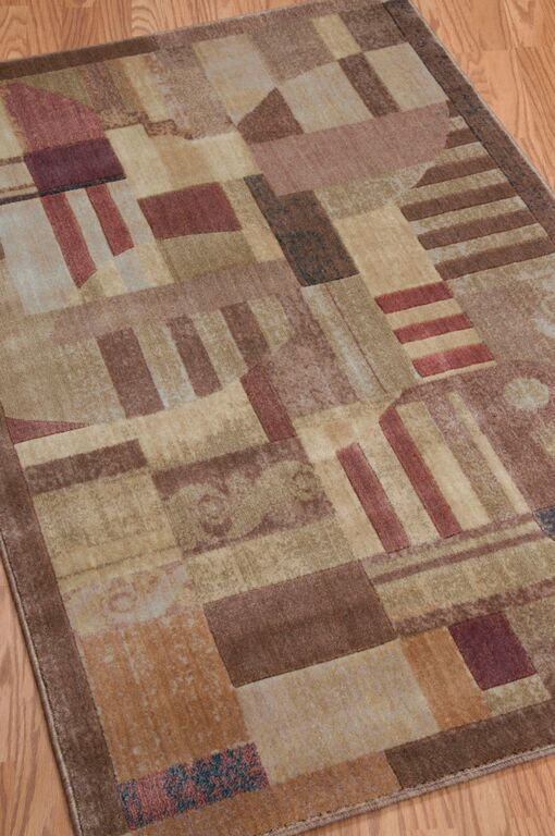 Somerset ST22 Multi Rug by Nourison