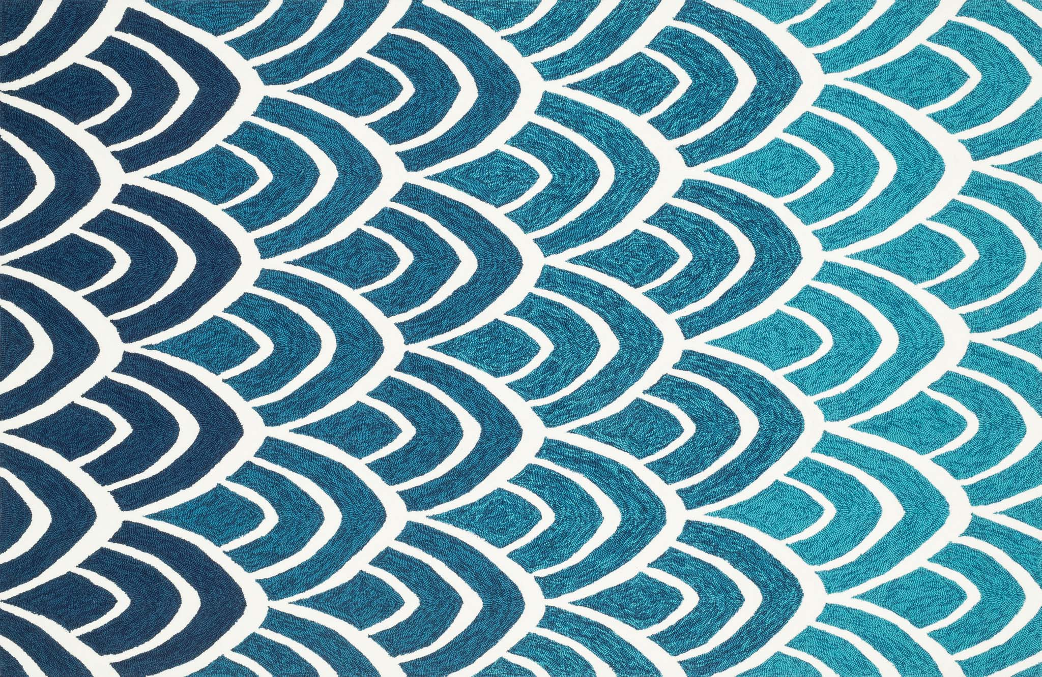 Loloi Venice Beach VB-20 Blue Multi Rug