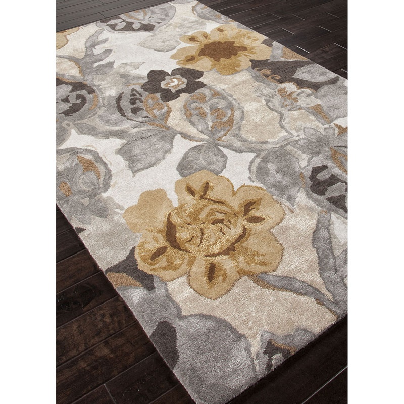 Jaipur Blue Petal Pusher BL65 Rug