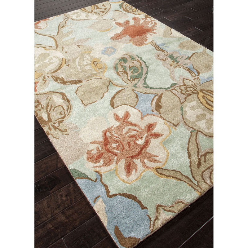 Jaipur Blue Petal Pusher BL71 Rug
