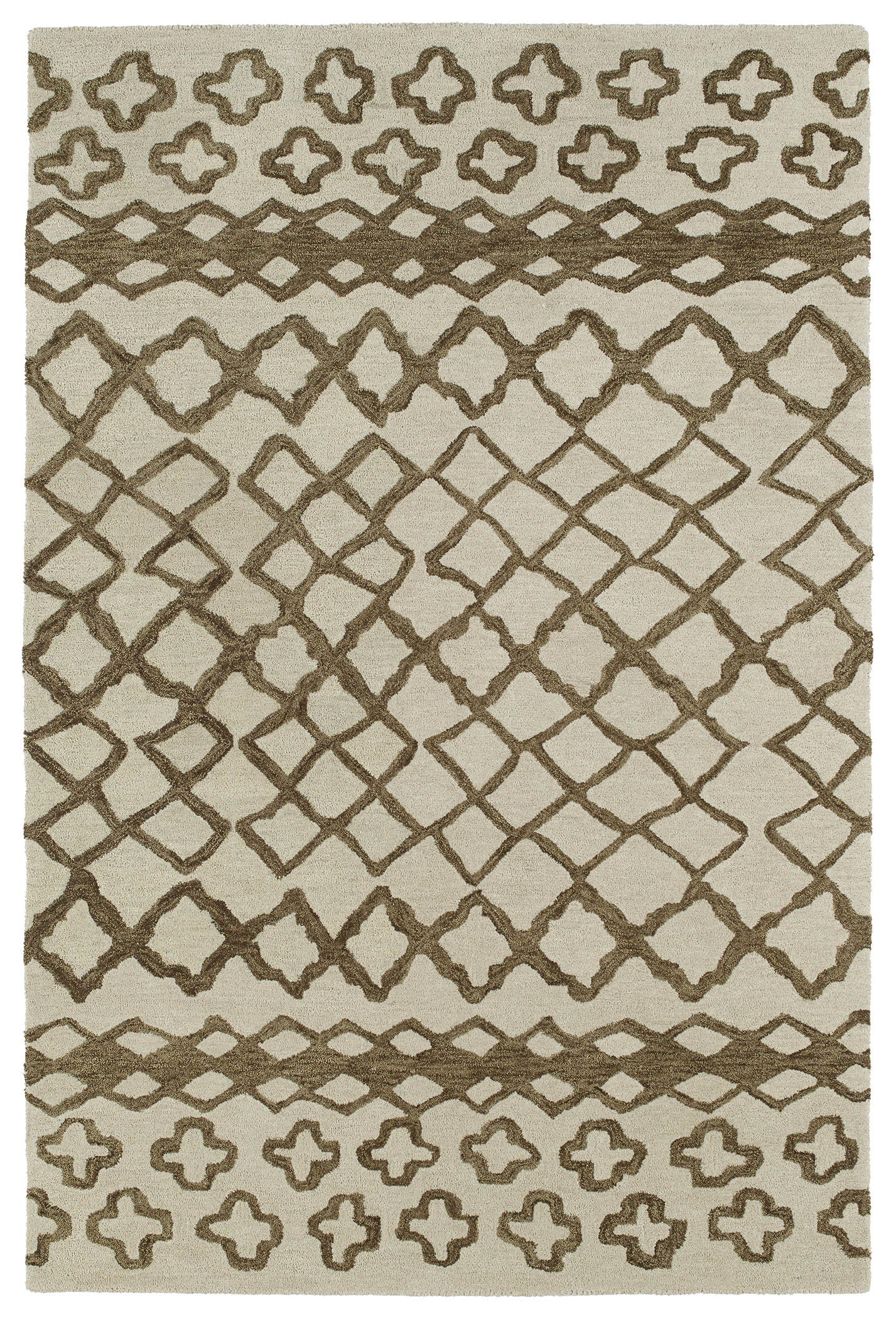 Kaleen Casablanca CAS01 49 Brown Rug