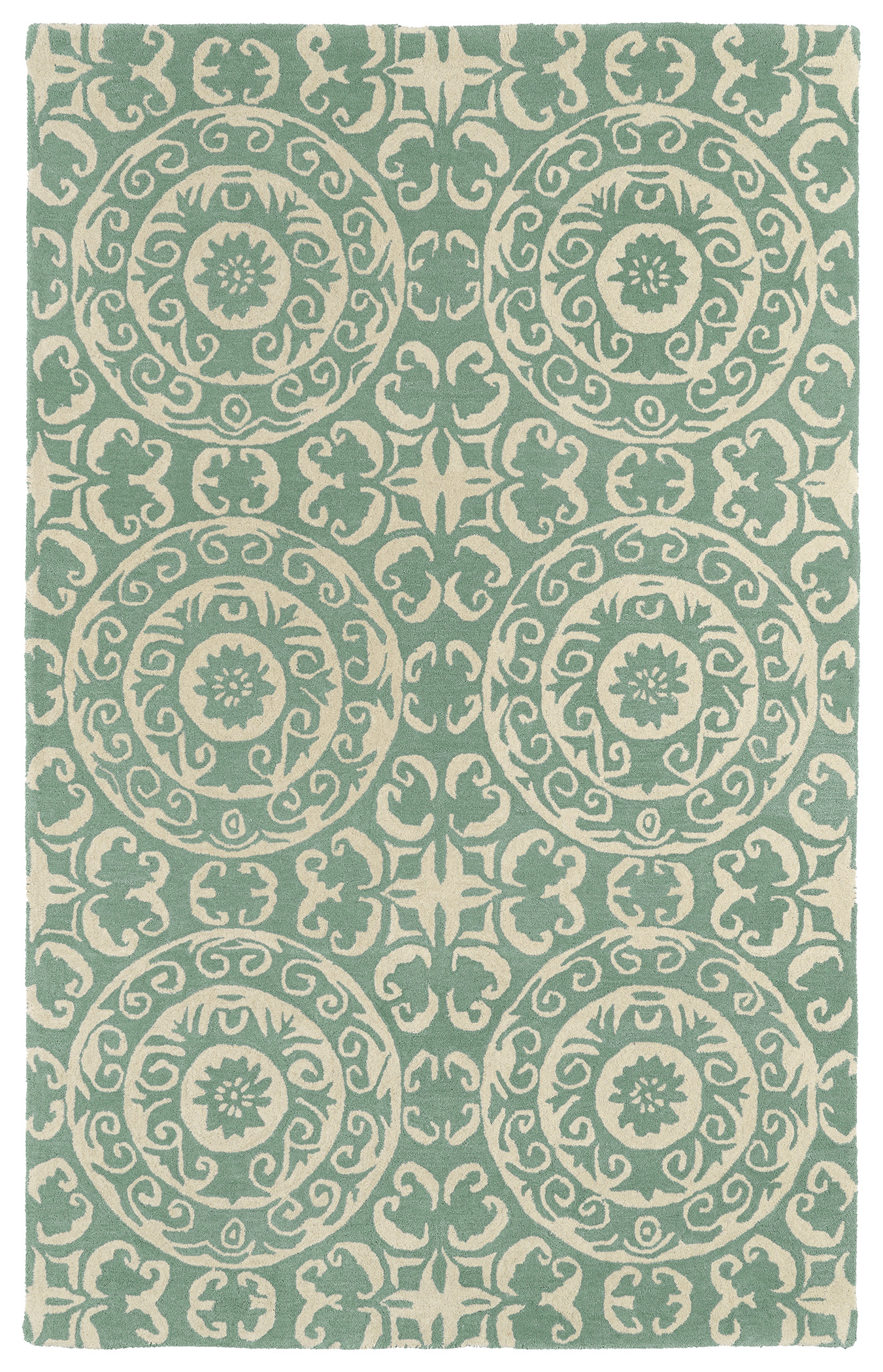 Kaleen Evolution EVL03 88 Mint Rug