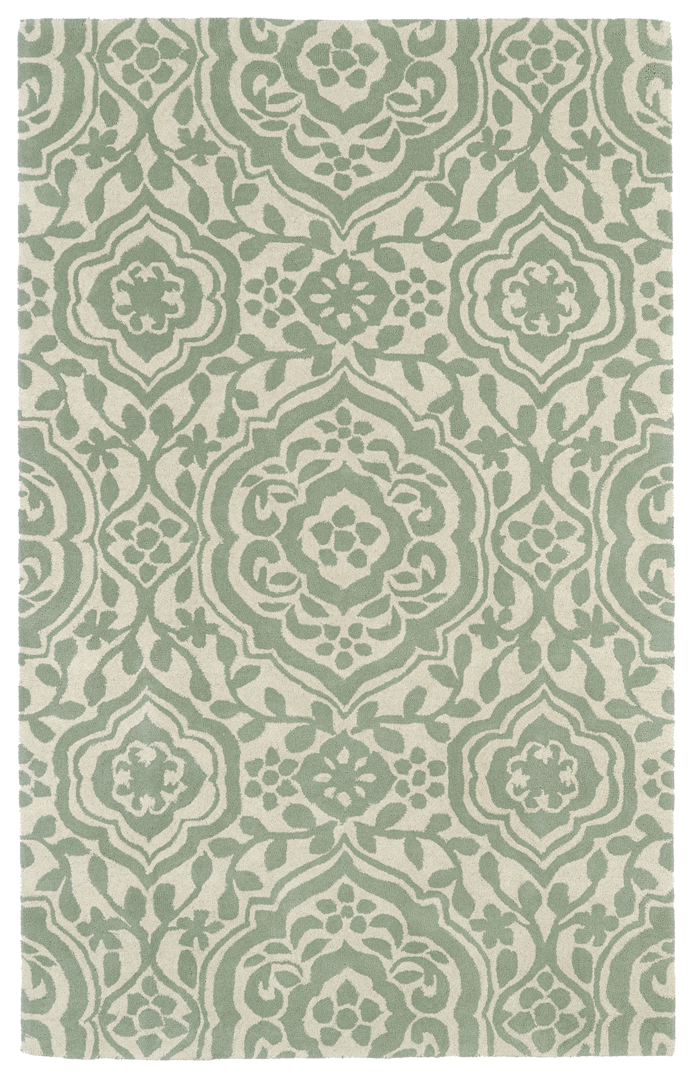 Kaleen Evolution EVL04 88 Mint Rug