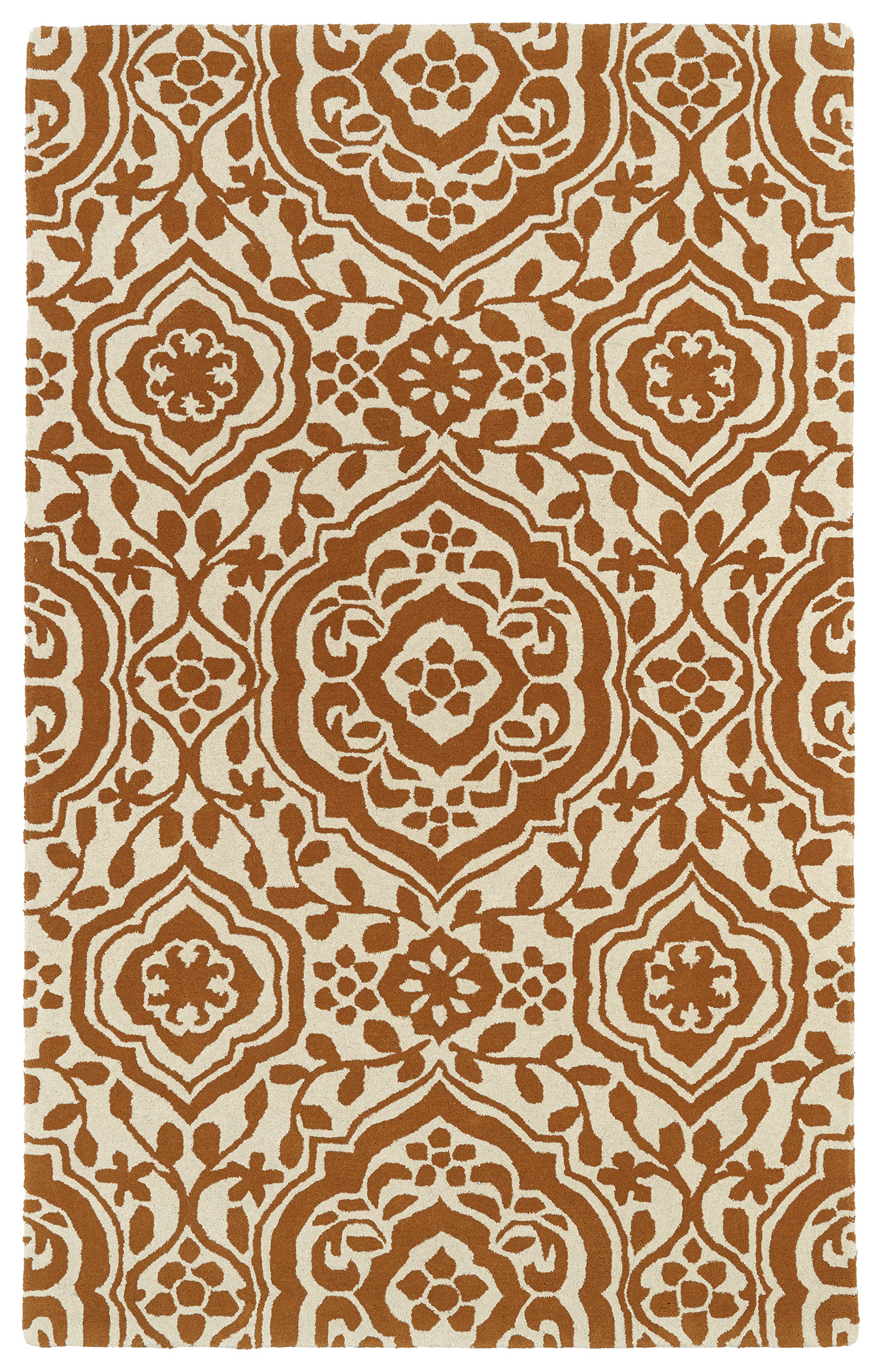 Kaleen Evolution EVL04 89 Orange Rug