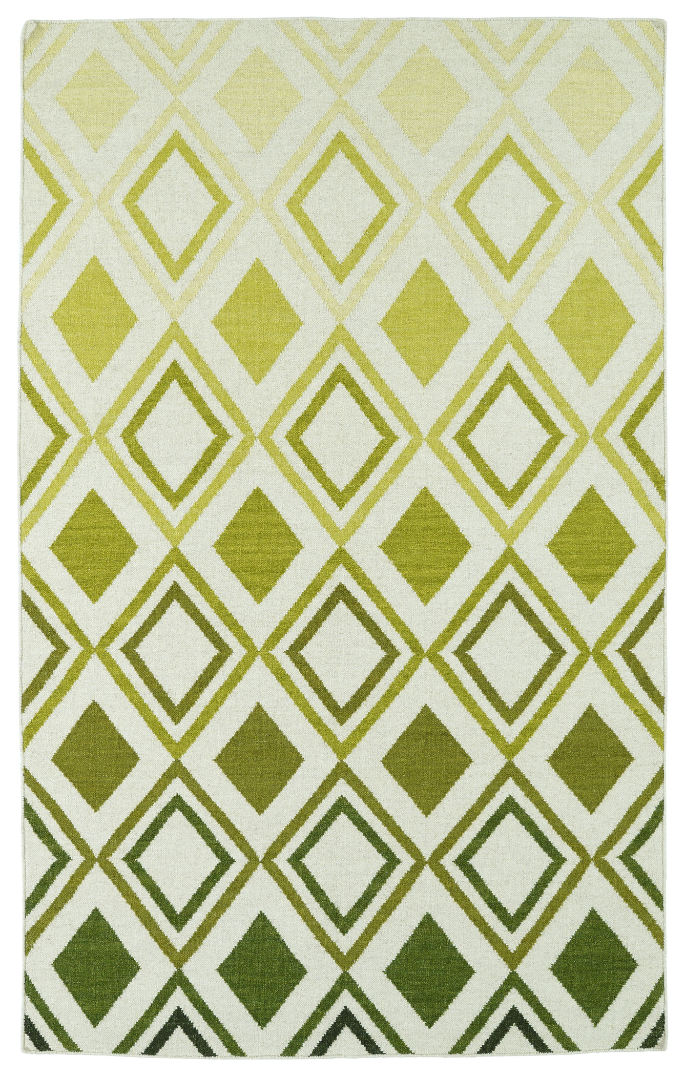 Kaleen Glam GLA09 50 Green Area Rug