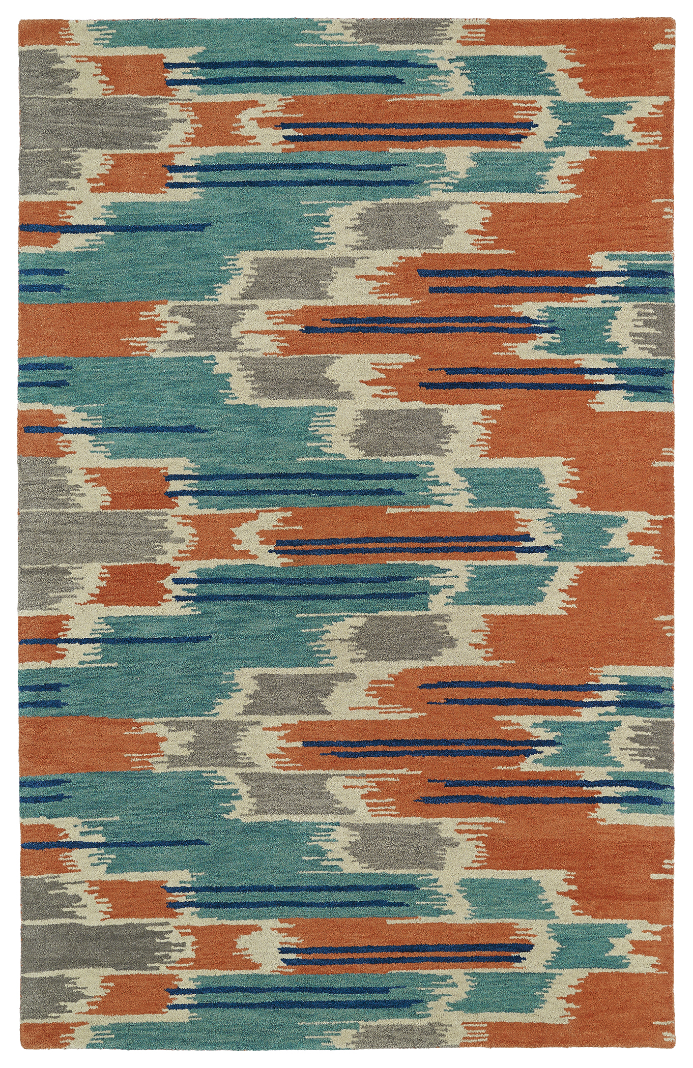 Kaleen Global Inspirations GLB02 86 Multi Area Rug