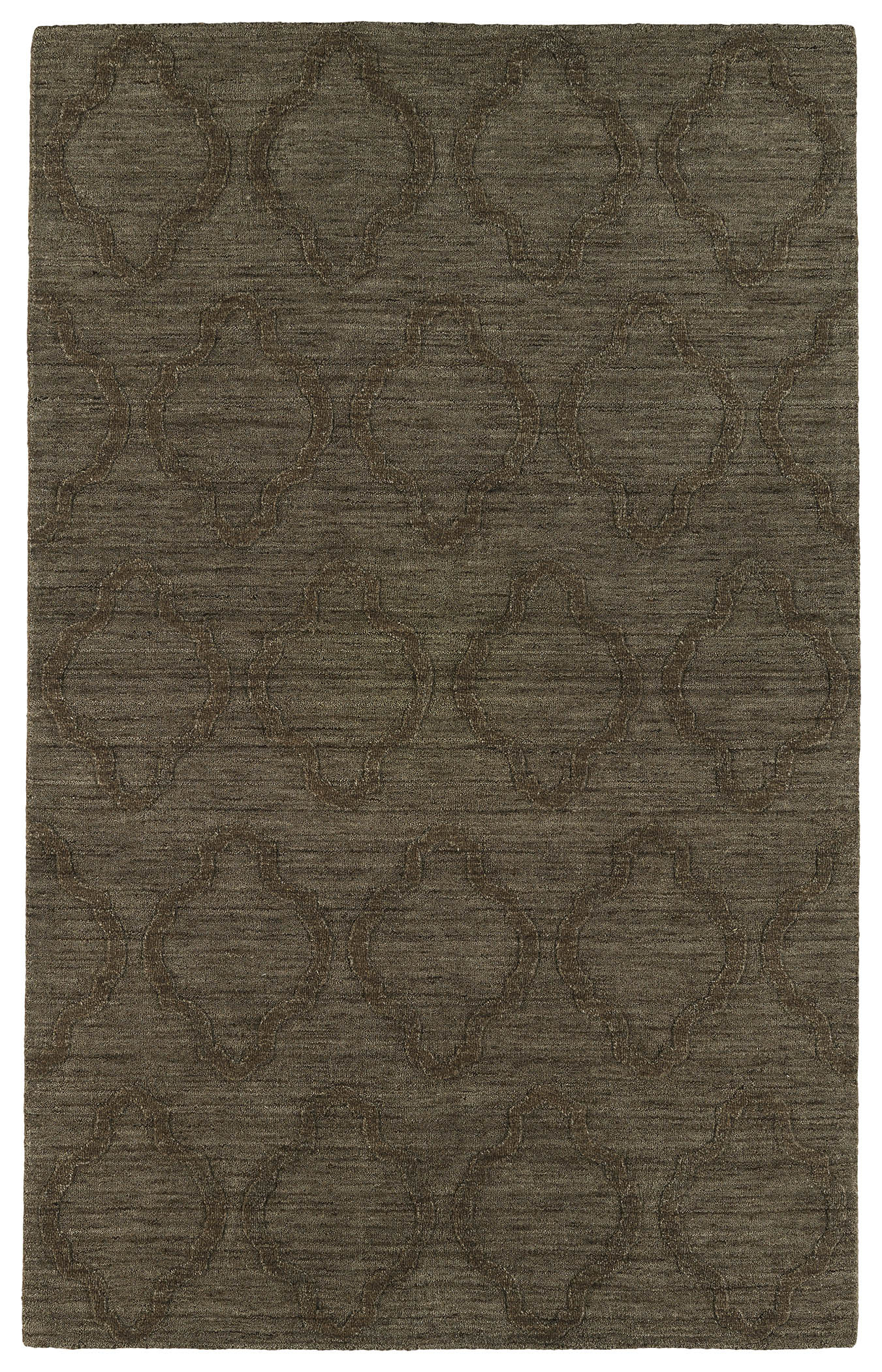 Kaleen Imprints Modern IPM02 40 Chocolate Rug