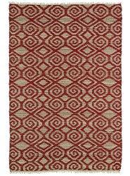 Kaleen Kenwood KEN02 25 Red Area Rug