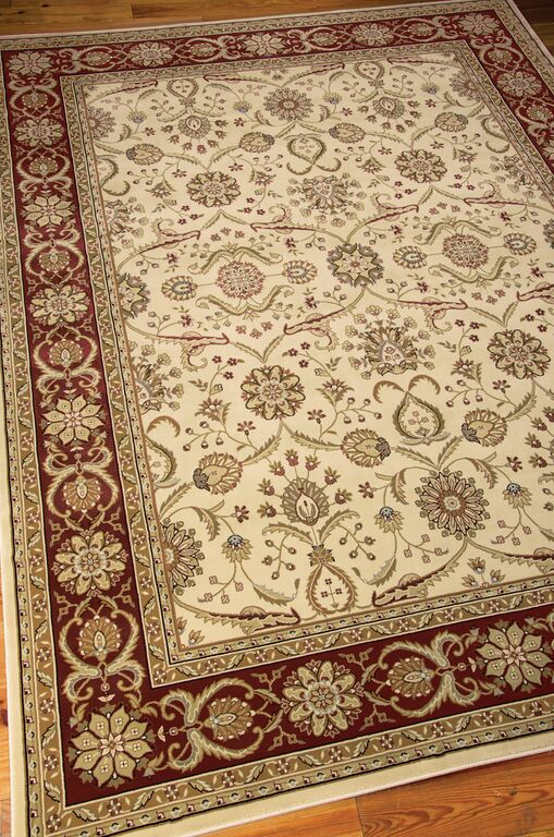 Nourison Persian Crown PC01 Cream Rug
