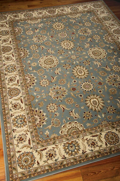 Nourison Persian Crown PC02 Blue Rug