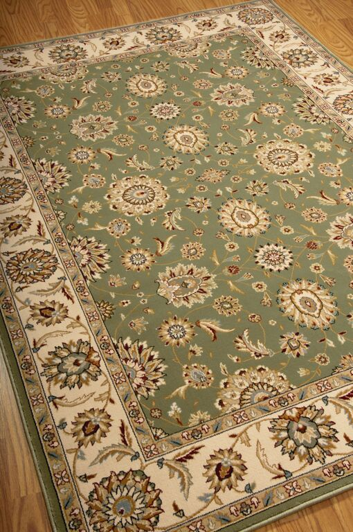 Nourison Persian Crown PC02 Green Rug