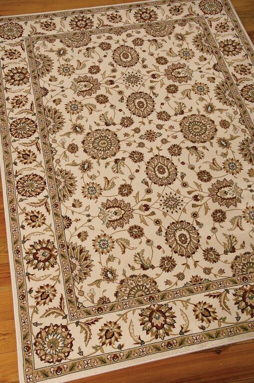 Nourison Persian Crown PC02 Ivory Rug