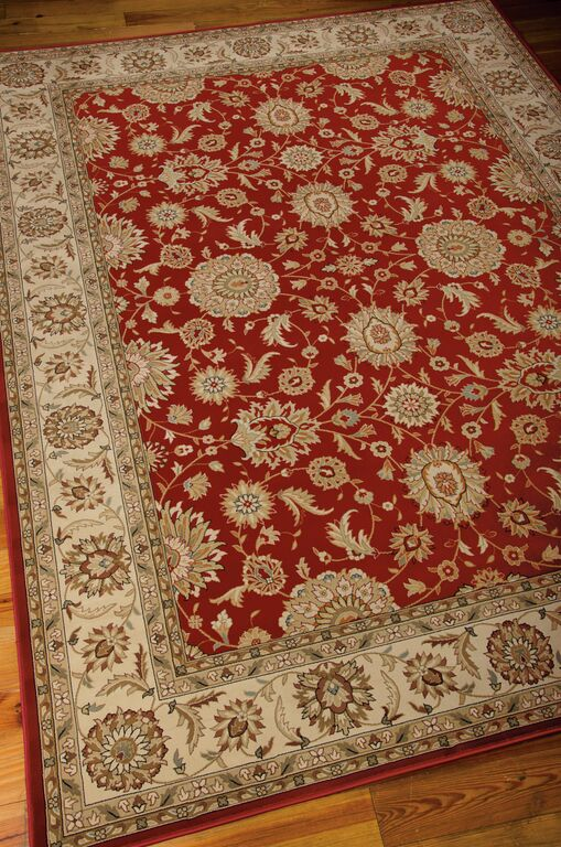 Nourison Persian Crown PC02 Red Rug