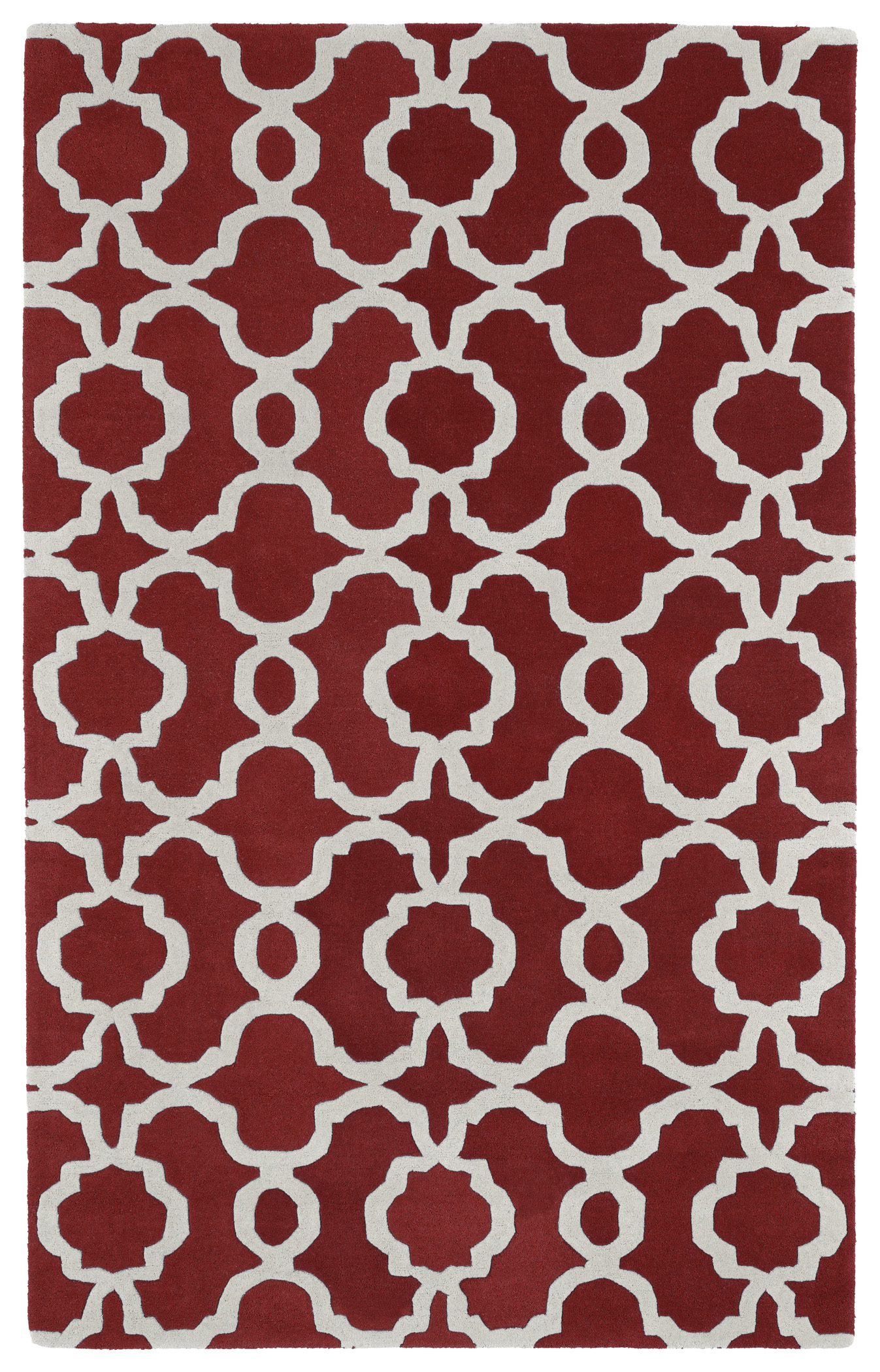 Kaleen Revolution REV03 25 Red Rug