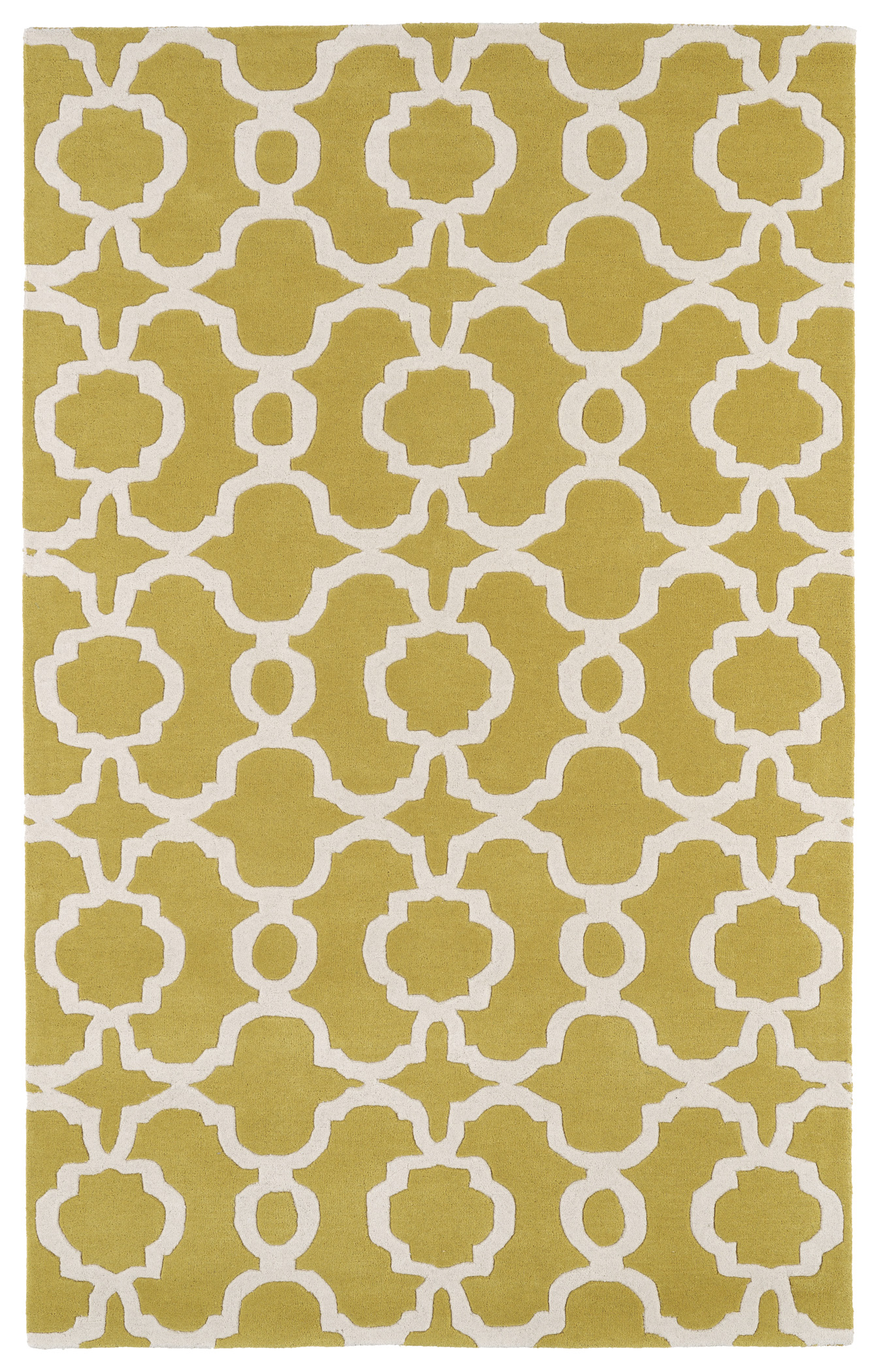 Kaleen Revolution REV03 28 Yellow Rug