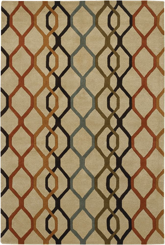 Rowe Collection by Chandra: Chandra Rowe Row 11125 Rug