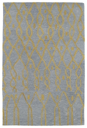 Kaleen Casablanca CAS06 79 Light Blue Rug
