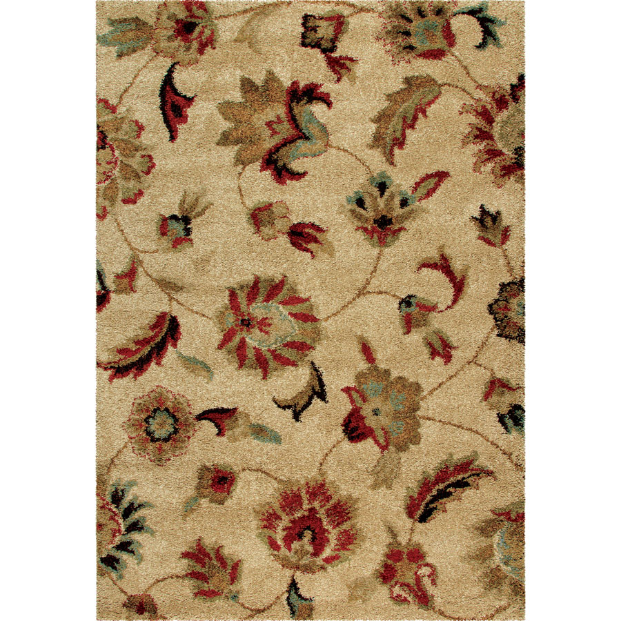 Orian Wild Weave London Bisque Rug