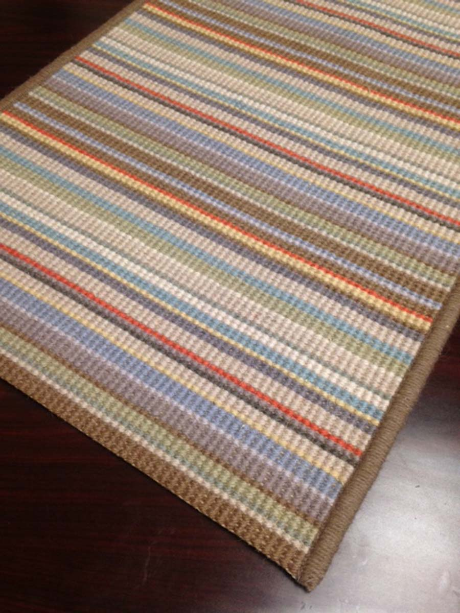 Starburst 6880 Rainbow Multi Hallway And Stair Runner