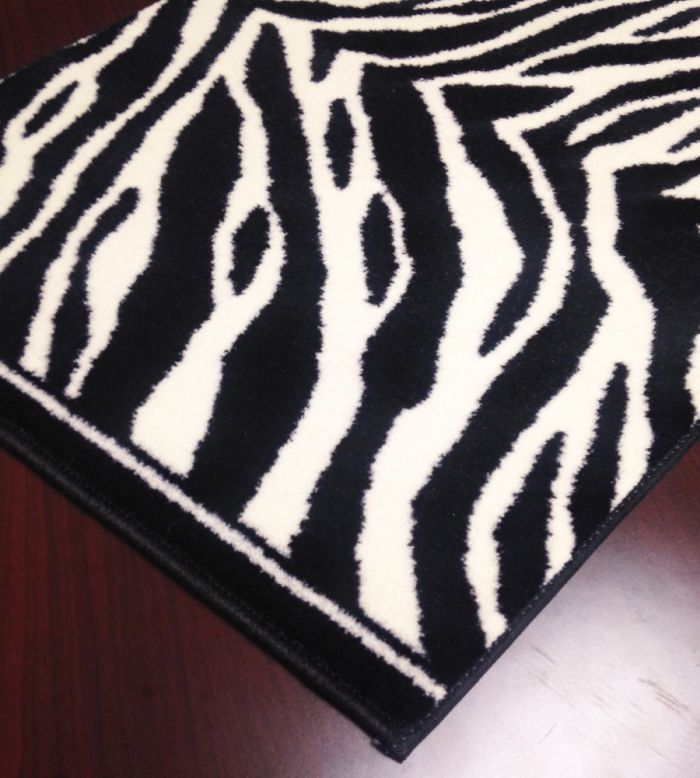 Cape Town CB79/0005a Zebra Hallway and Stair Runner