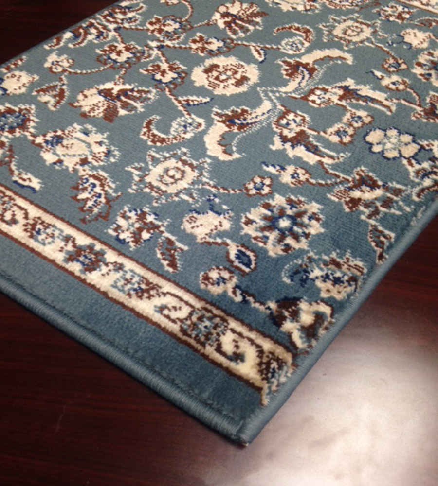 Jupiter AR30 Blue Hallway and Stair Runner
