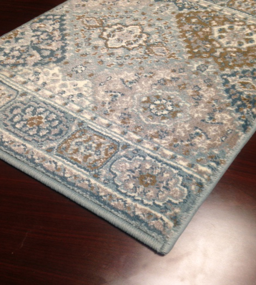 Jupiter AR153 Aqua Hallway and Stair Runner
