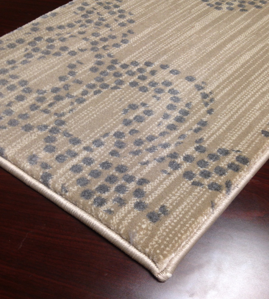 Mercury AR3 Beige Hallway and Stair Runner