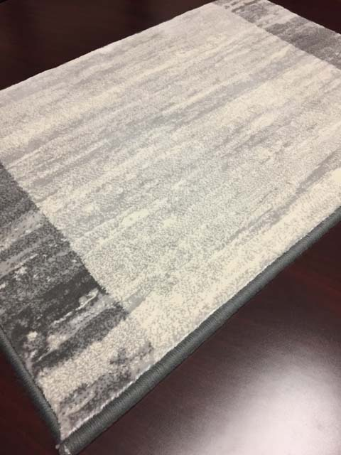 Luna 79138 Grey Hallway and Stair Runner