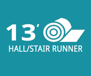 Step 3 : Select Your Runner - 13 ft Runner