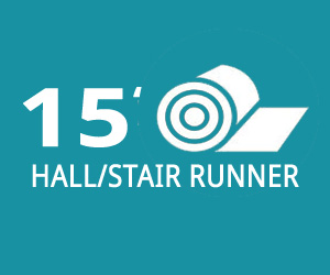 Step 3 : Select Your Runner - 15 ft Runner