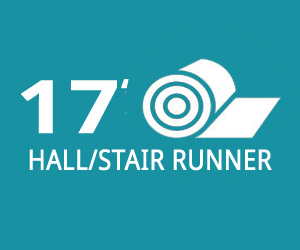 Step 3 : Select Your Runner - 17 ft Runner