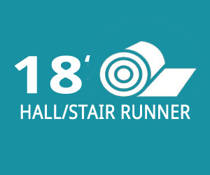 Step 3 : Select Your Runner - 18 ft Runner