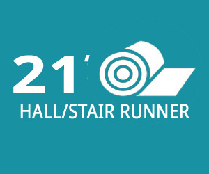 Step 3 : Select Your Runner - 21 ft Runner