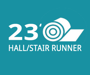 Step 3 : Select Your Runner - 23 ft Runner