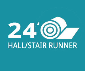 Step 3 : Select Your Runner - 24 ft Runner
