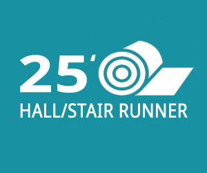 Step 3 : Select Your Runner - 25 ft Runner
