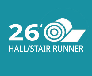 Step 3 : Select Your Runner - 26 ft Runner