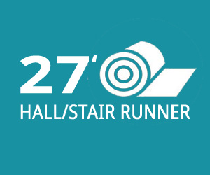 Step 3 : Select Your Runner - 27 ft Runner