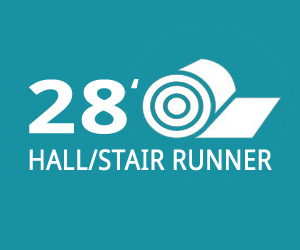 Step 3 : Select Your Runner - 28 ft Runner