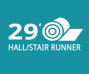 Step 3 : Select Your Runner - 29 ft Runner