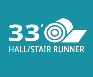 Step 3 : Select Your Runner - 33 ft Runner