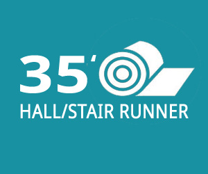 Step 3 : Select Your Runner - 35 ft Runner