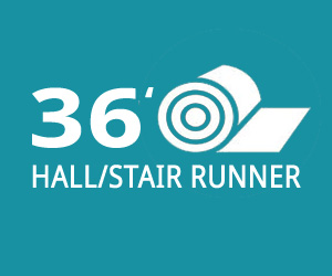 Step 3 : Select Your Runner - 36 ft Runner