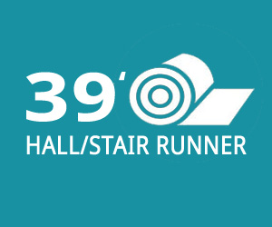 Step 3 : Select Your Runner - 39 ft Runner