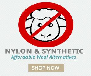 Synthetic/Non Wool